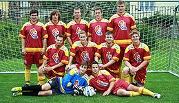 FOTOGALERIE: Dukláci hráli fotbal